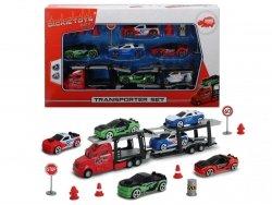 Laweta Zabawka Zestaw Samochodów Dickie Toys 3745001