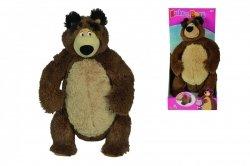 Masza i Niedźwiedź Pluszowy Niedźwiedź Misza 43 cm Simba 9309893