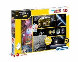 Puzzle I need more Space 180 el. Clementoni 29206
