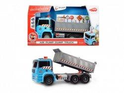 Ciężarówka z Wywrotką z Pompką Air Pump 28 cm Dickie 3805001