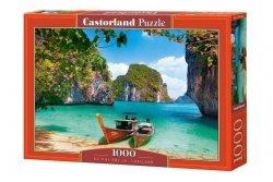 Puzzle Zatoka w Tajlandii 1500 el. Castorland 15193