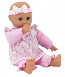 Lalka bobas Ella 30 cm Dolls World 08554