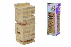 Gra Zręcznościowa Chwiejąca Się Wieża 54 el. Eichhorn 2466
