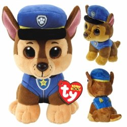 Maskotka Psi Patrol Chase 15 cm TY