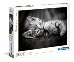 Puzzle Kotek 1000 el. Clementoni 39422