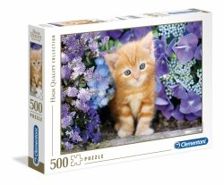 Puzzle Rudy Kotek 500 el. Clementoni 30415