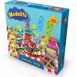 Modelito Zestaw Fabryka Muffinków Plastelino 3264