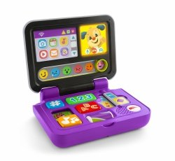 Laptop Malucha Klikaj i Ucz Się Fisher Price FXK36