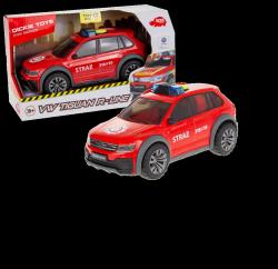 Pojazd SOS Samochód Strażacki VW Tiguan R-Line 25 cm Światło Dźwięk Dickie