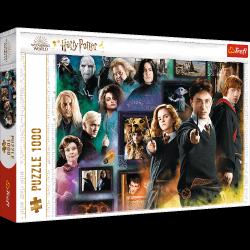 Puzzle Świat Czarodziejów 1000 el. Harry Potter Trefl 10668