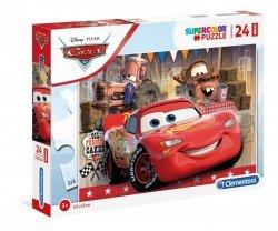 Puzzle Maxi Cars Auta 24 el. Clementoni 24203