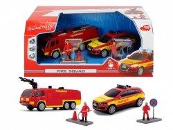 Drużyna strażacka SOS Dickie 3714003