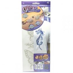 Glitza Tatuaże Niefiguratywne + plemienne Formatex 7604
