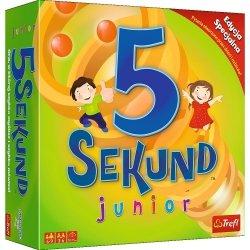 Gra 5 Sekund Junior 2.0 Edycja limitowana Trefl 01781