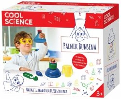 Palnik Bunsena Cool Science Nauka i Zabawa TM Toys 4004