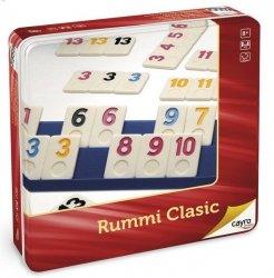 Gra liczbowa Rummi Classic w metalowym pudełku Cayro 0753