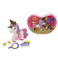 Filly Beauty Queen Księżniczka Sparkle w torbie Simba 5956035