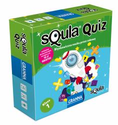 Gra Edukacyjna Squla Quiz Klasa 1 Granna 00311