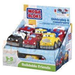 Pojazdy miejskie Mega Bloks CXN72