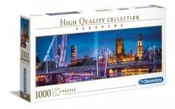 Puzzle Panoramiczne Panorama Londynu 1000 el. Clementoni 39485