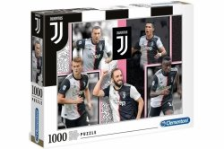 Puzzle Juventus 1000 el. Clementoni 39531