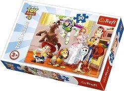 Puzzle Toy Story Gotowi do zabawy 30 el. Trefl 18243