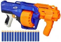 Wyrzutnia strzałek Surgefire N-Strike Elite NERF Hasbro E0011