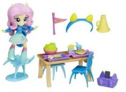 Szkolna Kawiarnia Fluttershy Equestria Girls My Little Pony Hasbro B7794