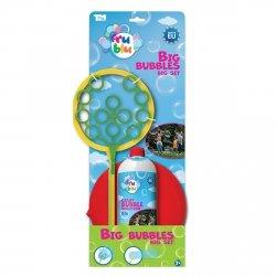 Bańki Mydlane Fru Blu Duży Zestaw TM Toys DKF9477