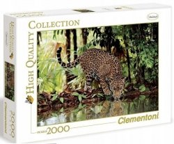 Puzzle HQ Leopard 2000 el. Clementoni 32537