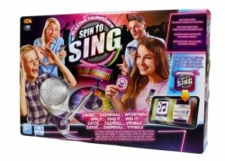 Gra Interaktywna Ruletka Talentów Spin To Sing Epee 02851