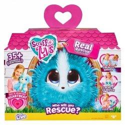 Fur Balls My Real Rescue Pluszak Interaktywny Niebieski TM Toys 638B