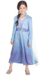 Strój Karnawałowy Kostium Frozen Kraina Lodu Elsa r. 98/104
