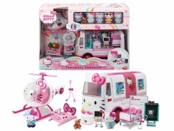 Hello Kitty Ambulans Ratunkowy Dickie 3246001