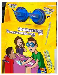 Gra Rodzinna Do Góry Nogami Okulary Epee 03858