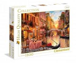 Puzzle Wenecja 1500 el. Clementoni 31668