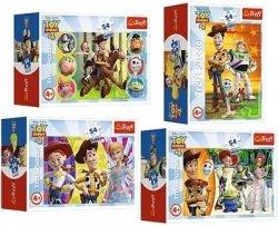 Puzzle Toy Story Wesoły świat zabawek 54 el. Trefl 54165