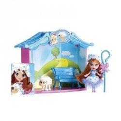 Barbie Domki Petites Club Mattel N8001