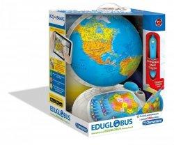 Globus Interaktywny EduGlobus Poznaj Świat Clementoni 60444
