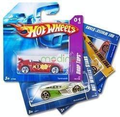 Małe samochodziki resoraki Hot Wheels Mattel 5785