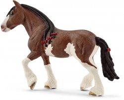 Klacz rasy Clydesdale konie Schleich 13809