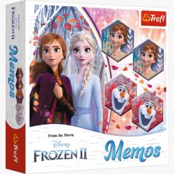 Gra Memos Frozen 2 Trefl 01753