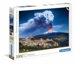 Puzzle Etna Wulkan 1000 el. Clementoni 39453