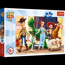 Puzzle Bawmy się! Toy Story 100 el. Trefl 16356