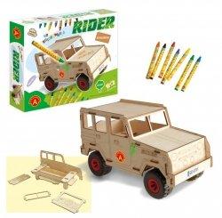 Zestaw Konstrukcyjny Składaki Drewniaki Rider Alexander 2456