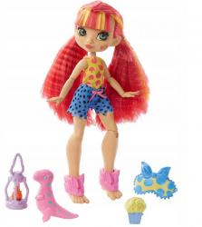 Lalka Emberly Cave Club Przyjaciółki Piżama Party Mattel GTH00
