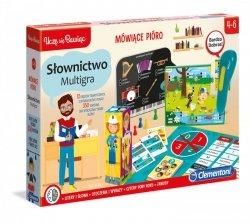 Gra edukacyjna Mówiące pióro Słownictwo Clementoni 50654