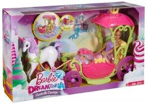 Karoca Krainy Słodkości Dreamtopia Lalka Barbie Mattel DYX31