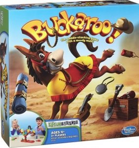 Gra Rodeo Buckaroo Hasbro 48380