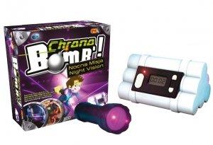 Gra Chrono Bomb Nocna Misja Epee 03472